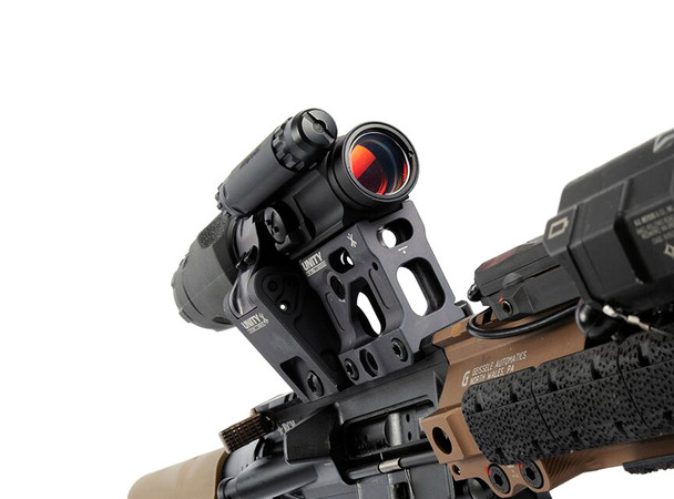 Unity Tactical FAS FTC Aimpoint MAG Mount FDE