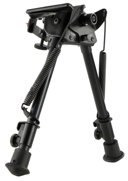 "Harris Bipod 9-13"" High Rotating L-S"
