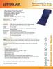 """Uni-Solar PVL-128 128W 24V UL LISTED Flexible Solar Panel Grid-Tie - 4"""" Wires"""