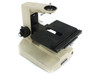 McBain Instruments BHM Olympus Microscope w/ X/Y Table - Incomplete / For Parts