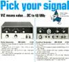 VIZ WR-549A 5Hz - 5 MHz Pulse Generator - 115 VAC - Pulse Width:100nS - 0.1s