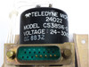 Teledyne Microwave  CS38S16-D RF Switch with 6-Position 6-Pole 24-30VDC 24022