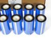 Thermal Transfer Ribbon 104mm x 155m BLACK Wax Resin LOT OF 12