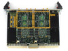 Curtiss-Wright SVME-414 System Board REV A-6 with Delphi PowerPC XC2VP50 CPUs