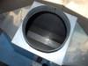 Branson 8500 Ultrasonic Bench LH Generator and Heated Tank 40 KHz 120V - Left Side