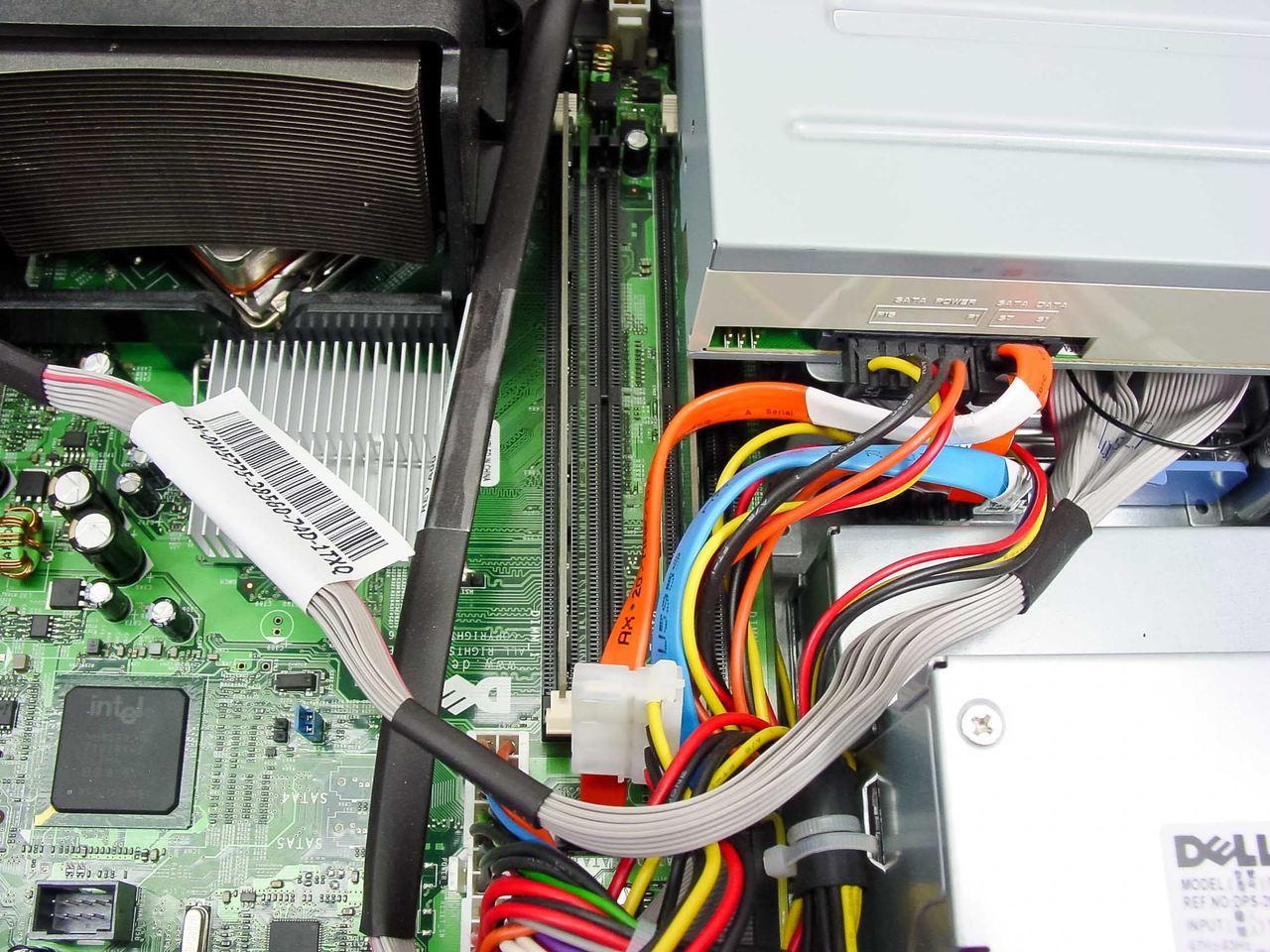 Dell Intel Pentium D 3 0 GHz, 1GB RAM, 80GB HDD (Optiplex 745 DT)