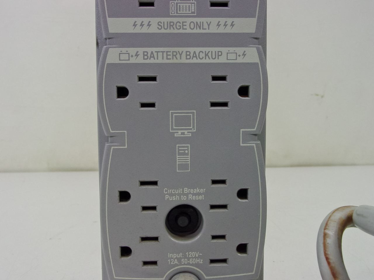 APC BX1500 1500VA 865W 8 Outlets UPS without Batteries ... on