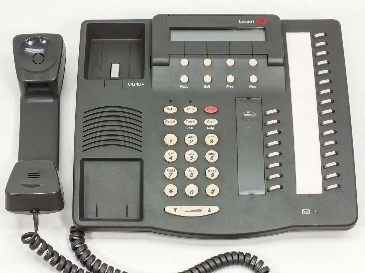 Lucent 6424D Office Phone