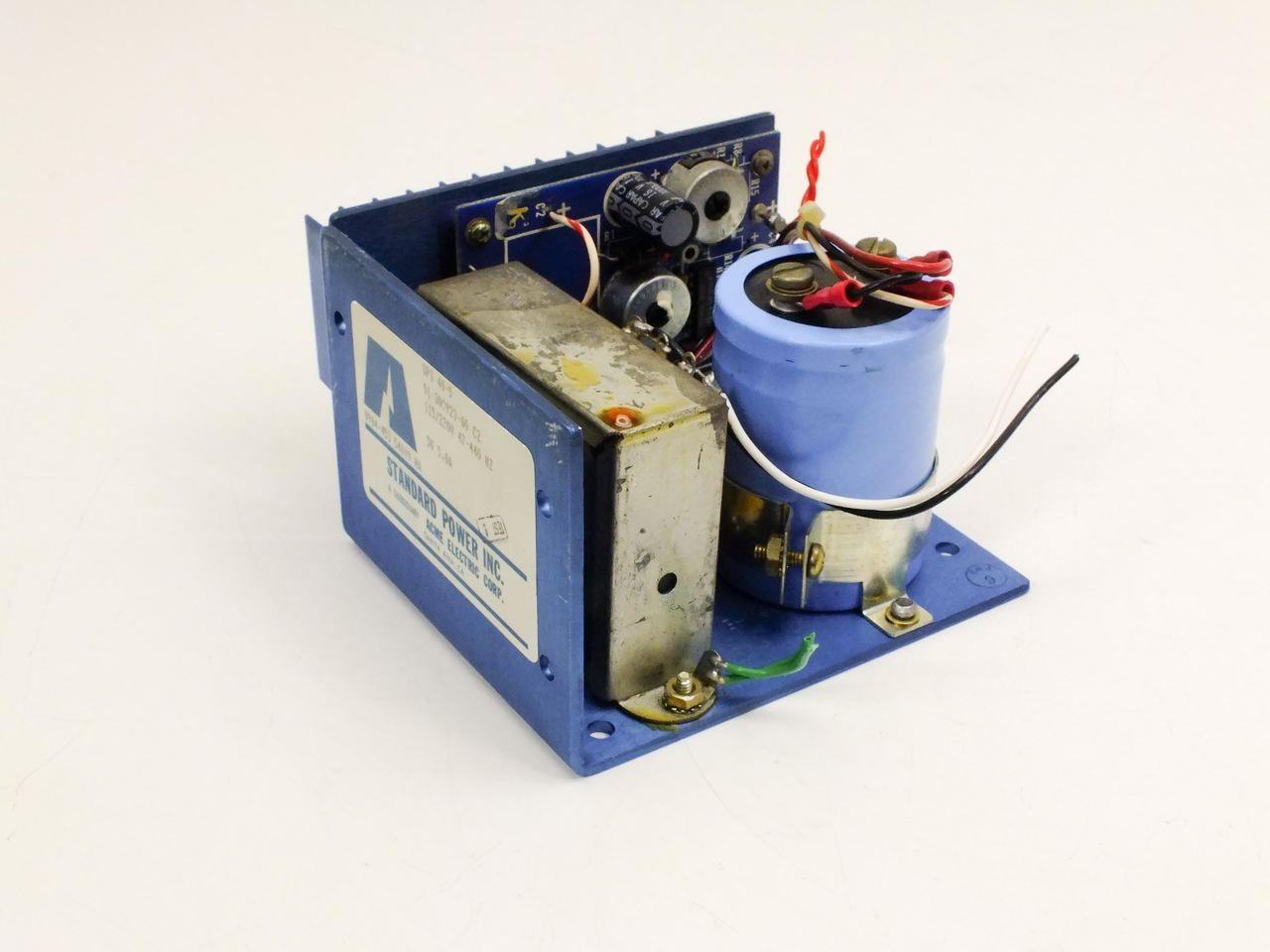 Standard Power Power Supply 115/220V 47-400Hz 5V 5 0A (SPS 40-5)
