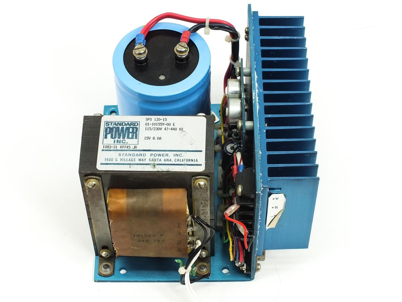 3 Amp 85 W pri.230v Sec 2 x 28 V Transformateur Transformateur