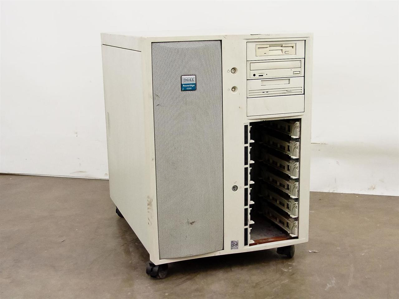 Image result for dell poweredge 4200