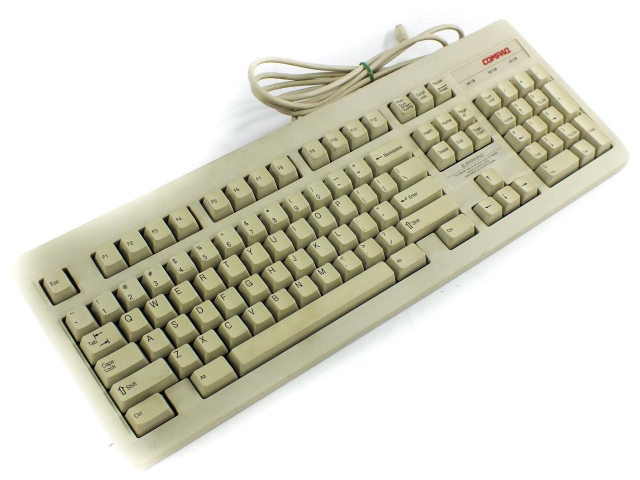 RT101 Compaq Ps//2 Keyboard
