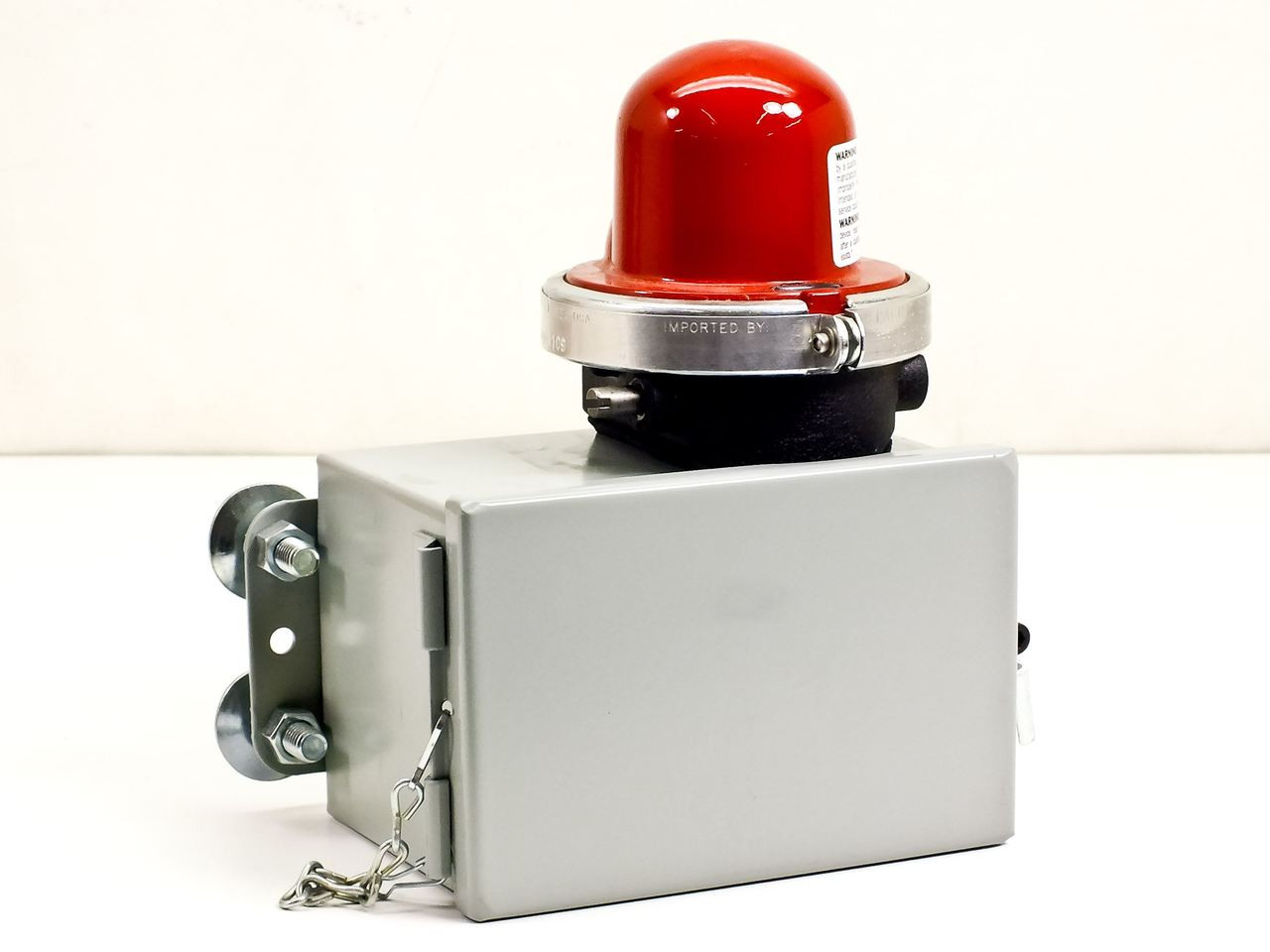 Pacific Seismic Products 510 Seismic Actuated Electrical