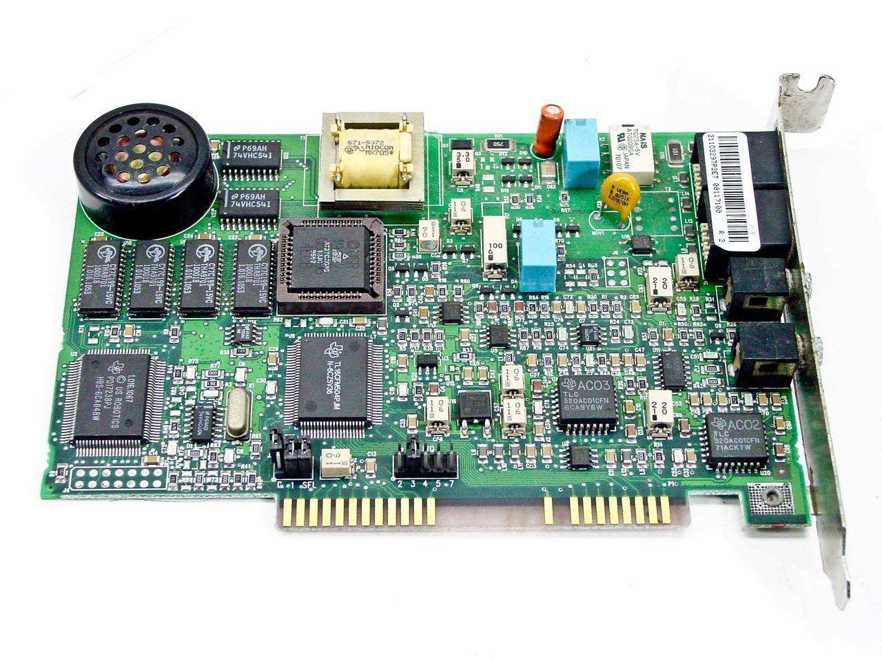 US Robotics 1.012.0374 Sportster 0374 28.k 8-bit ISA Modem 00711700   RecycledGoods.com