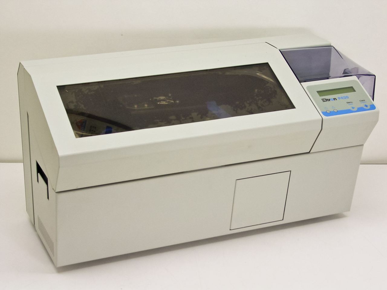 DOWNLOAD DRIVER: ELTRON P420C CARD PRINTER
