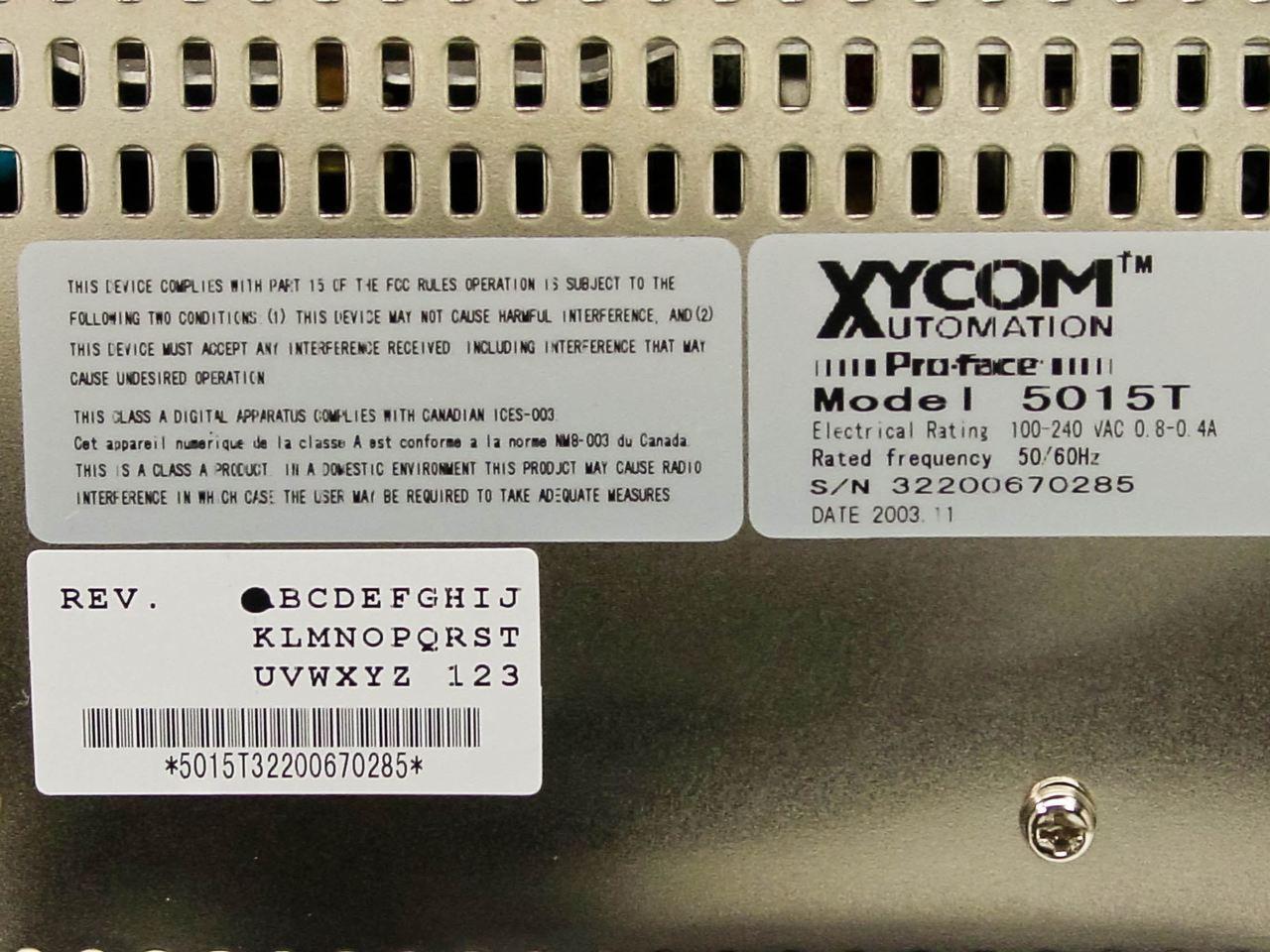 XYCOM VGA 5015T WINDOWS 8.1 DRIVER DOWNLOAD