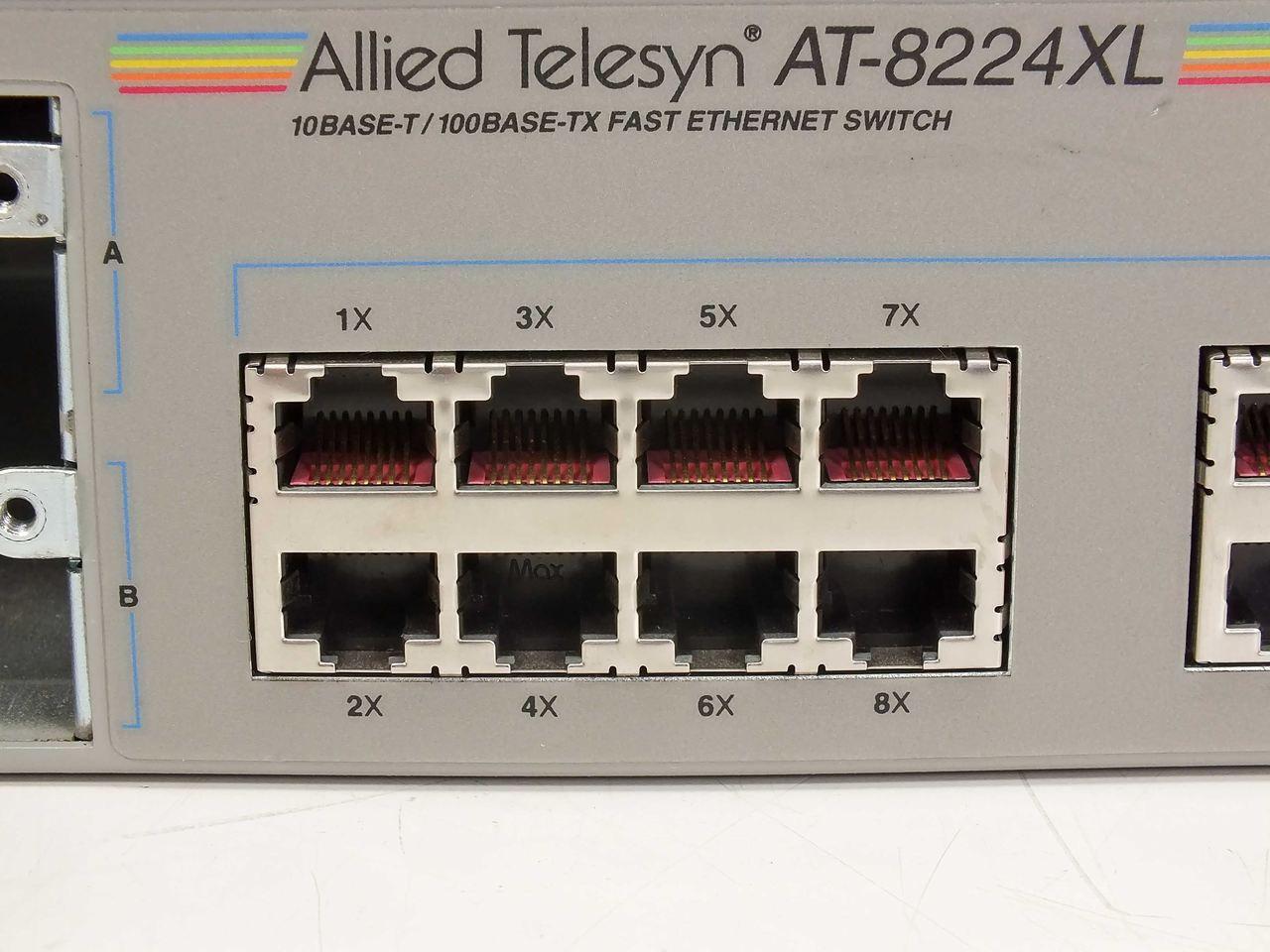 Allied Telesyn At  100base