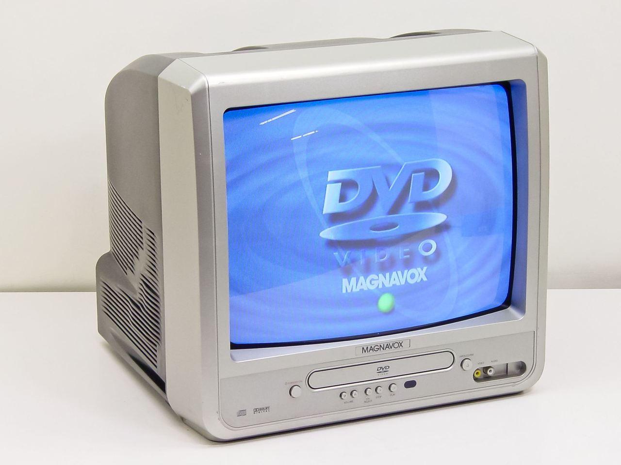 service manual magnavox mwc13d6 color tv dvd