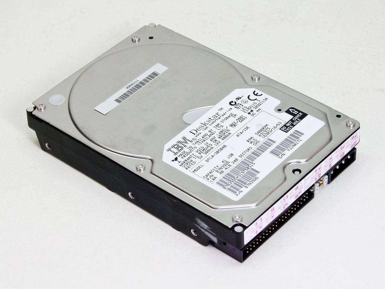 IBM 07N3926 41 1GB 3 5