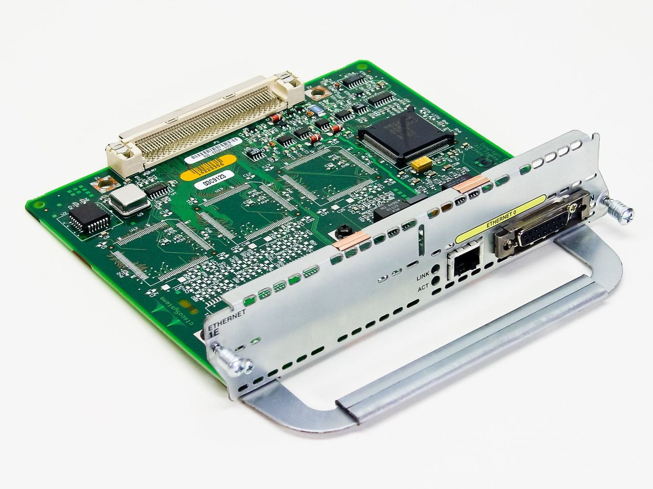 1 Port Ethernet Network Module CISCO NM-1E
