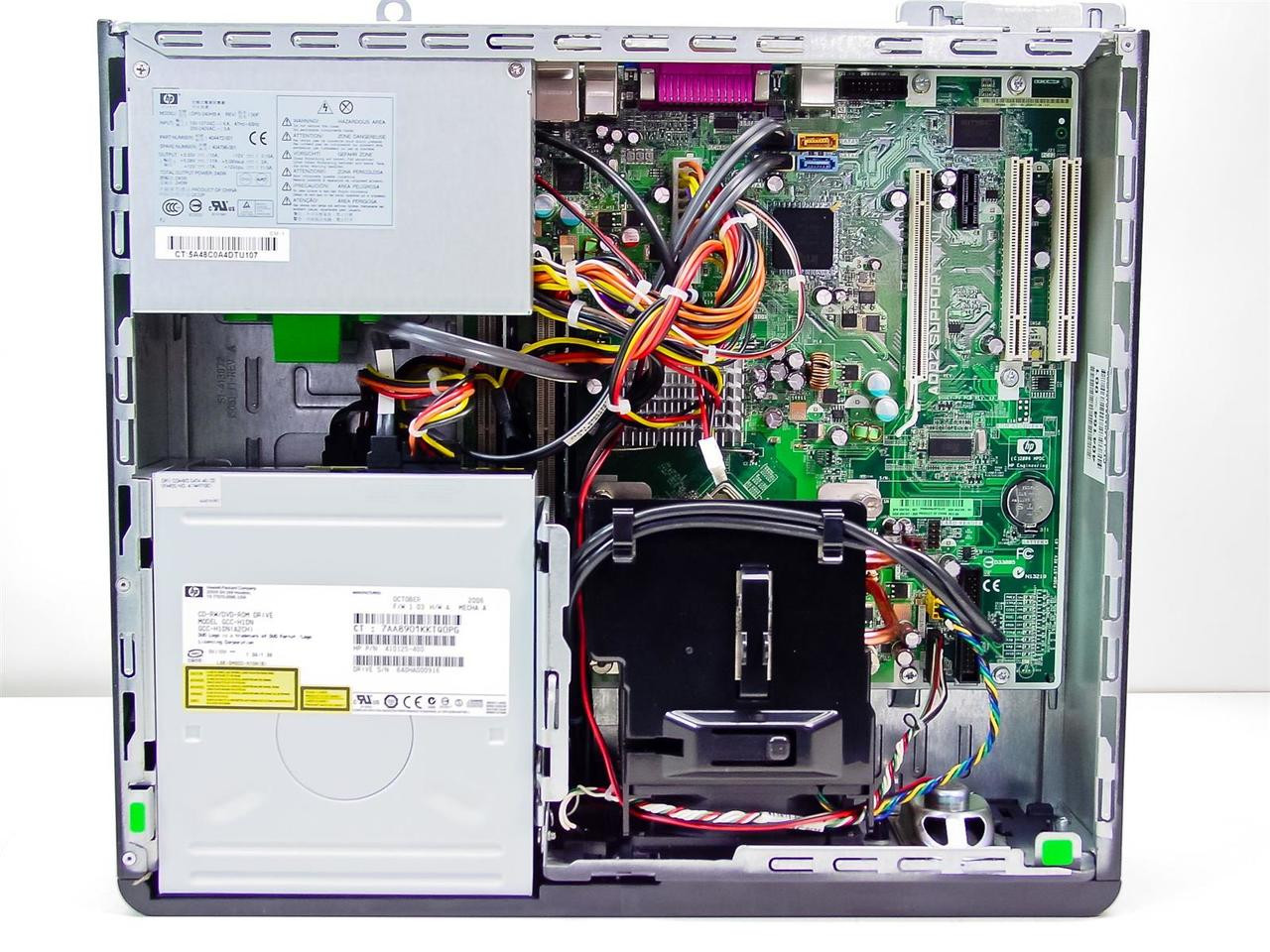 compaq dc5700 manual