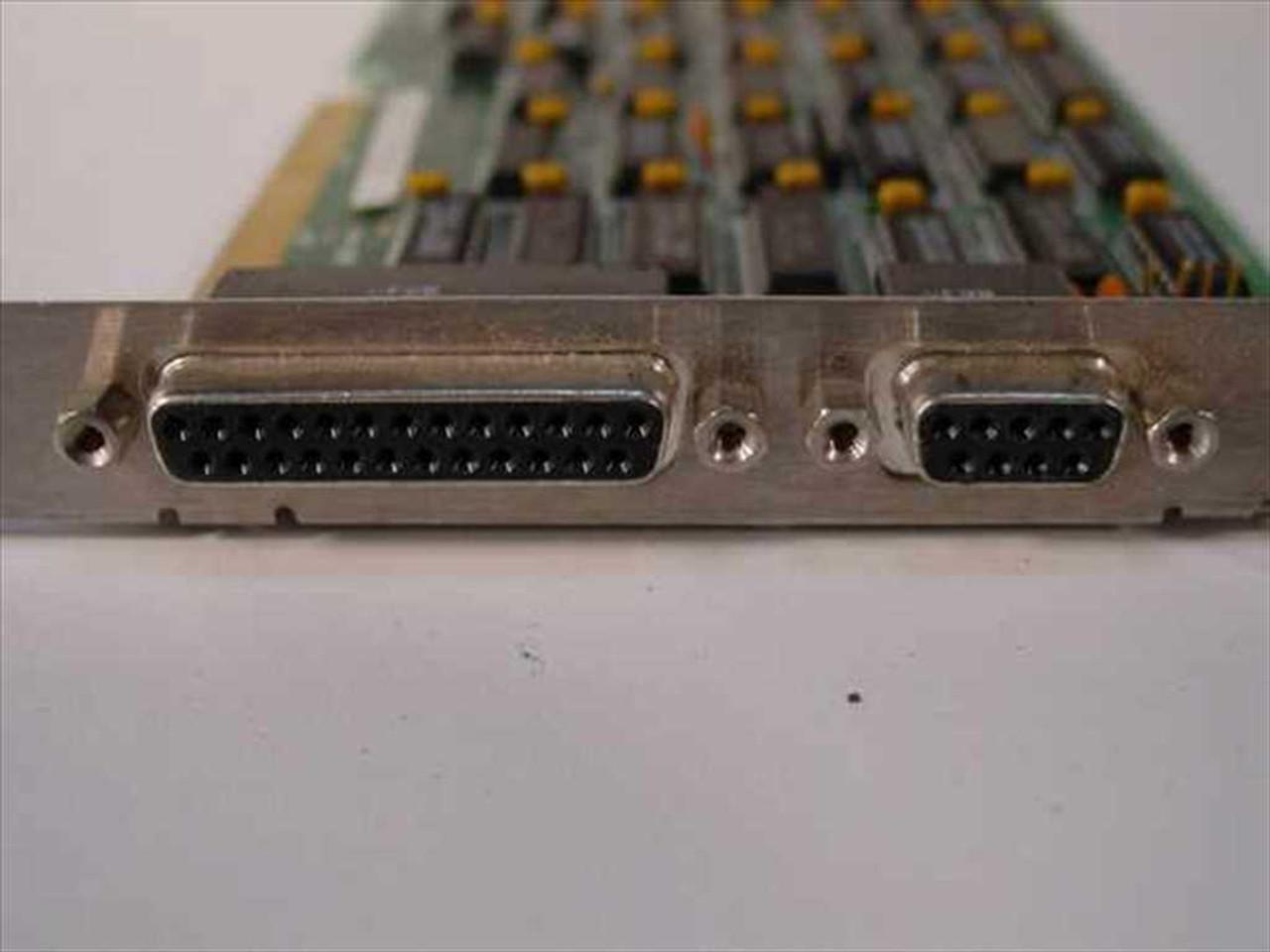 Multitech 8 Bit Monochrome Graphics Card W Parallel Port PB85005