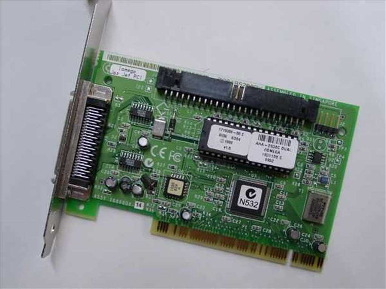 Adaptec AHA-2930C PCI SCSI Controller Drivers for Mac Download