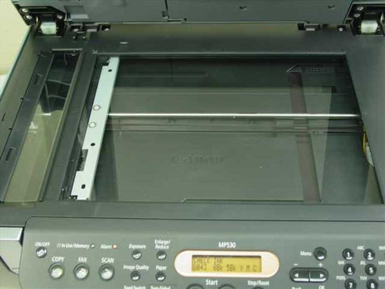 CANON MP530 SCAN DRIVERS FOR WINDOWS VISTA