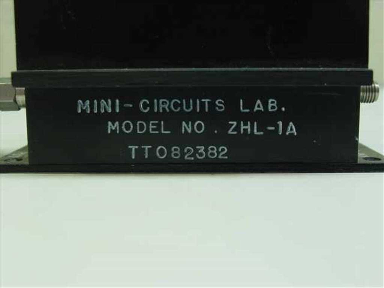 Mini-Circuits ZHL-1A Wide Band Amplifier