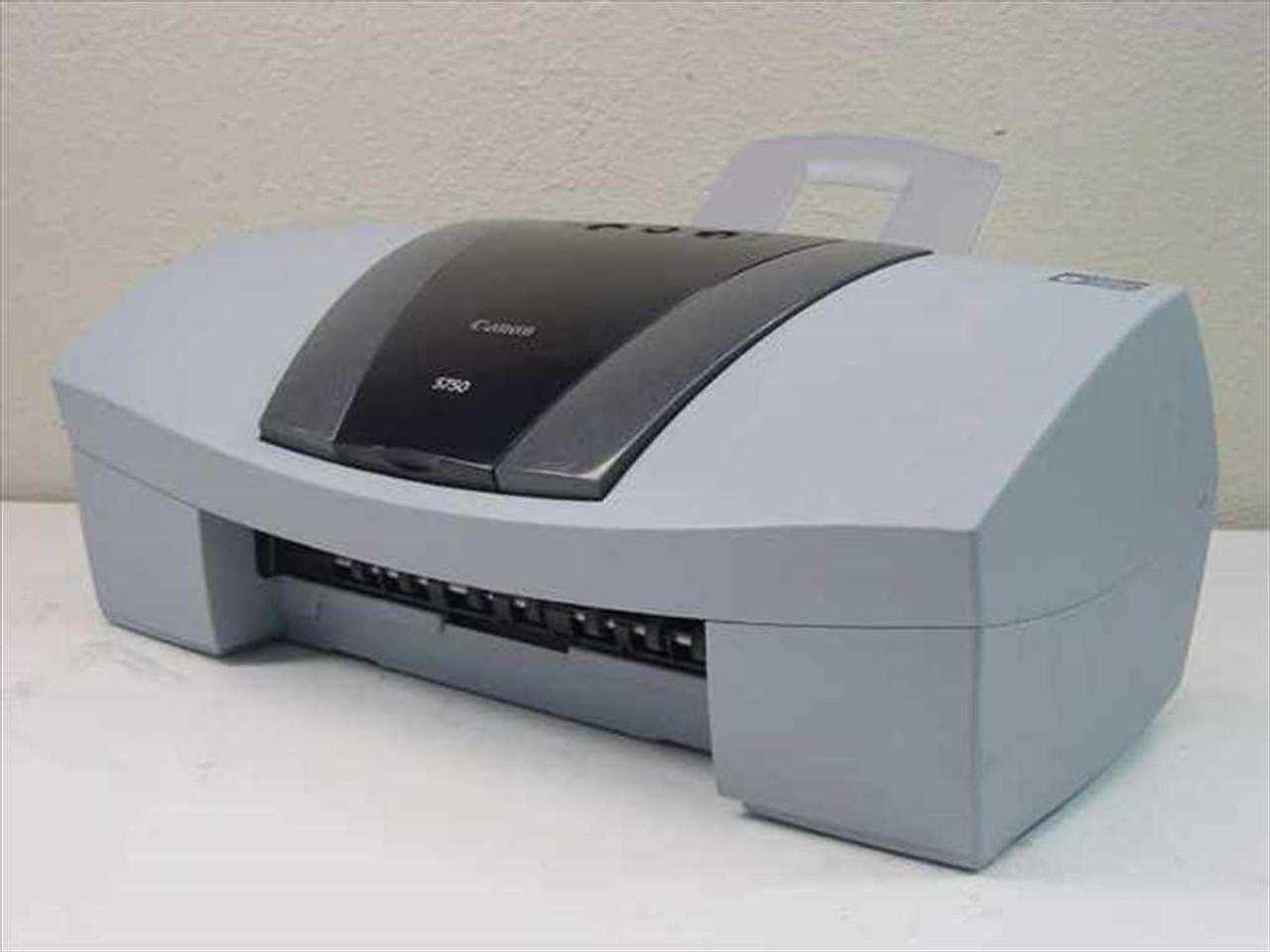 CANNON S750 PRINTER DRIVER FOR MAC