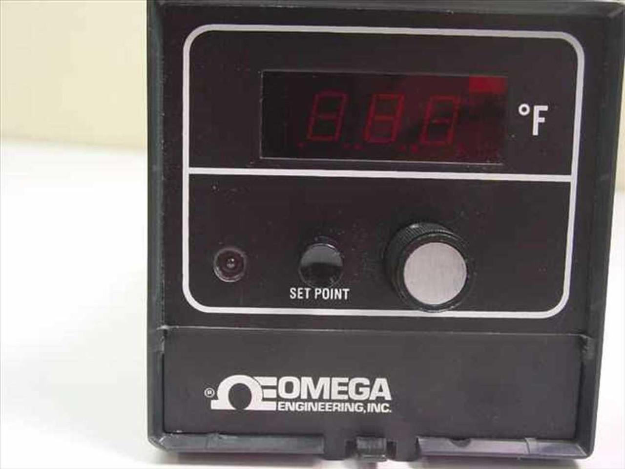 Omega Engineering CN5001K2 Temperature Controller