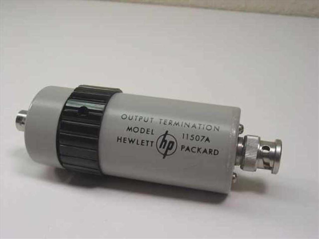 Hewlett Packard Output Termination Model 11507A