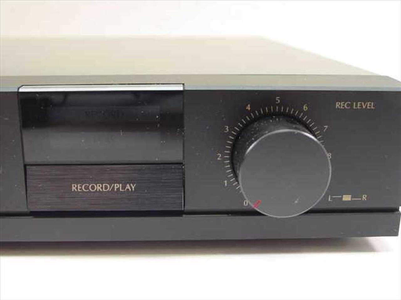 Sansui PC-X11 PCM Audio Processor - Equalizer Vintage