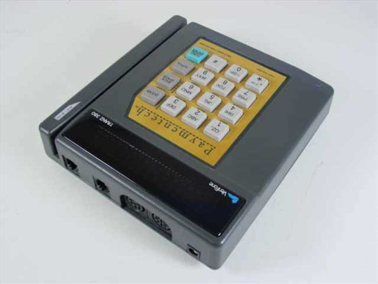 Veriforce TRANZ 380 P036-001-01 Credit Card Reader