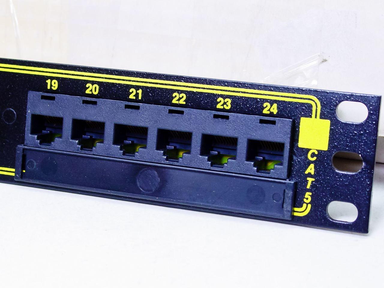 priced Pack Ortronics Spc5e15-08 - Cbl Assy Mod 24-4pr Stranded Cat5e T568a//b 15ft Gray Techchoice 1pk=10ea