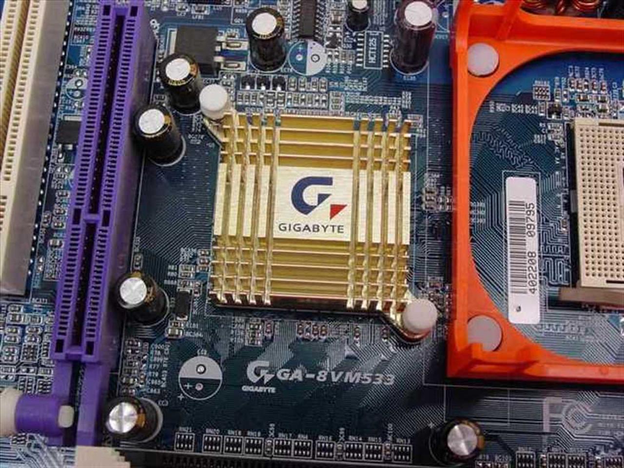 GIGABYTE GA 8VM533 DRIVER FOR MAC