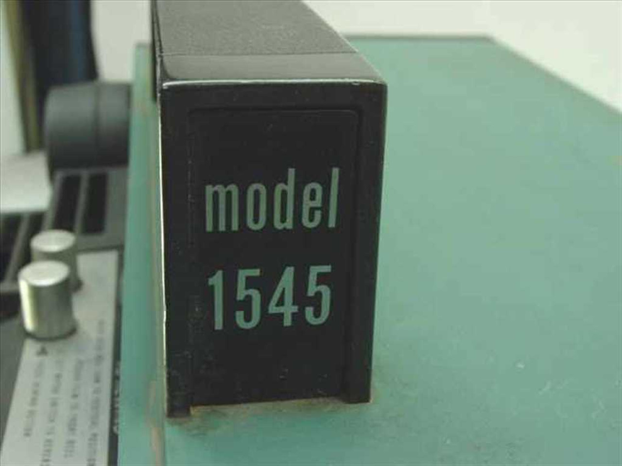 Bell & Howell 1545 16MM Filmosound Projector for Parts or Repair
