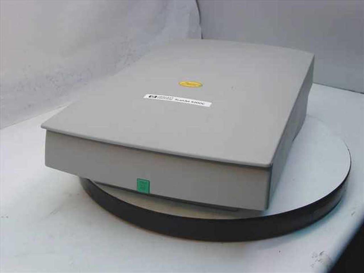 HEWLETT PACKARD SCANJET 5200C DRIVER FOR WINDOWS 7