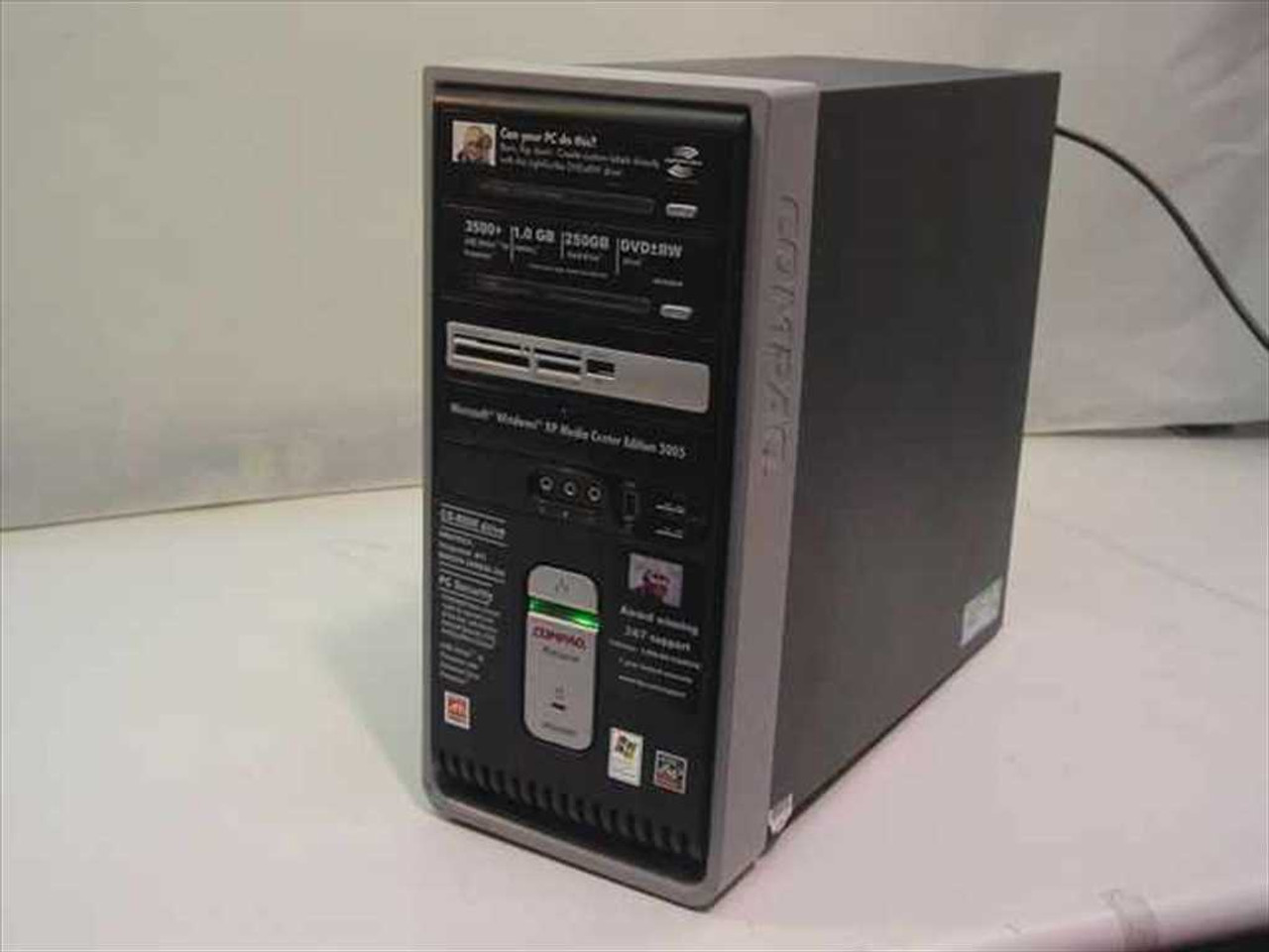 COMPAQ PRESARIO SR1650NX 64BIT DRIVER