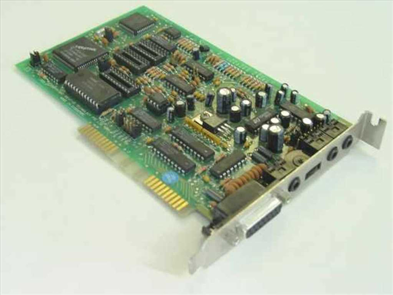 Game Port Creative Labs CT4170 16-Bit ISA Sound Blaster 16 Sound Card TESTED