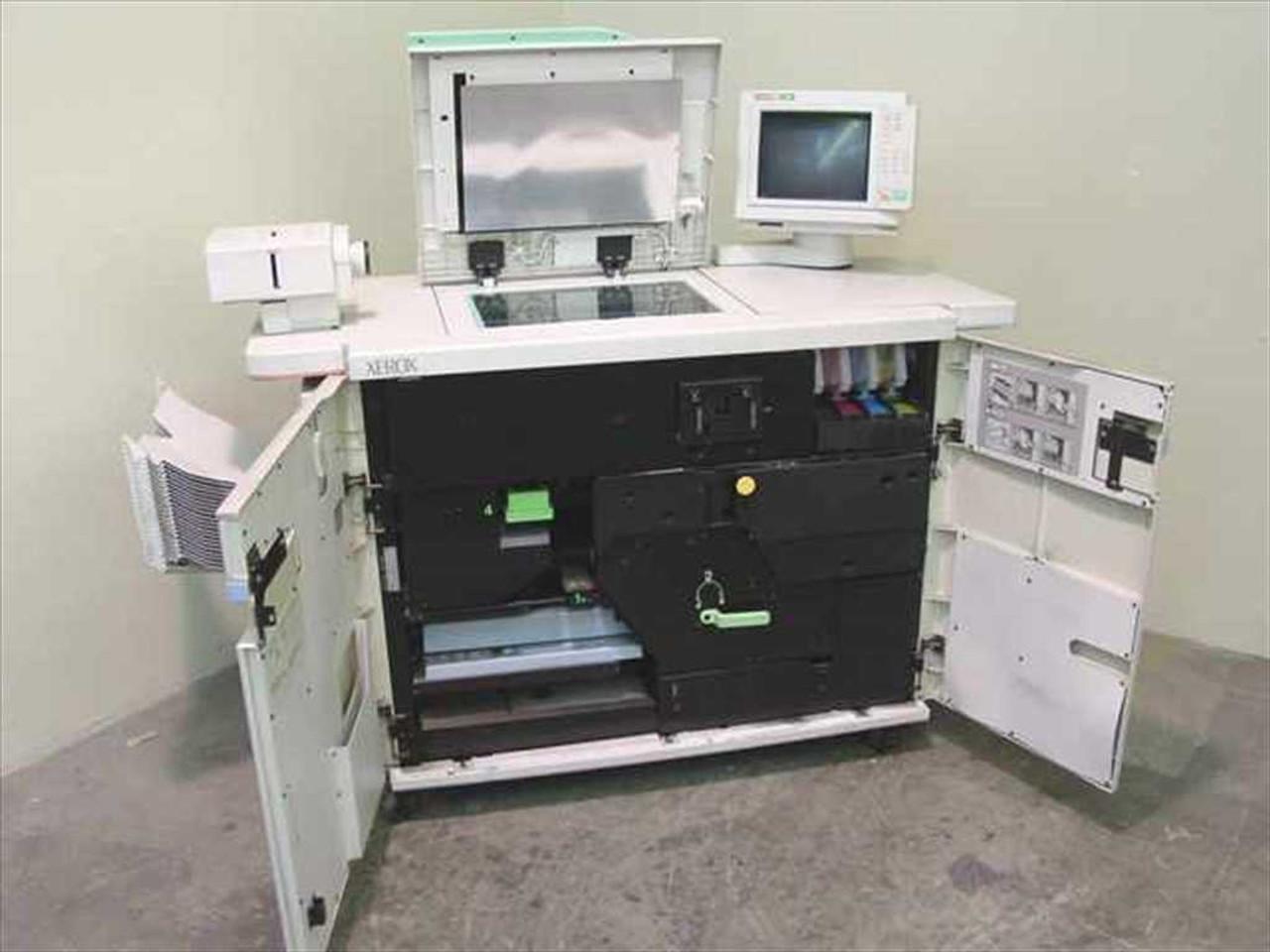 Xerox 5775 SSE Digital Color Copier-Printer w/Error Code 6270