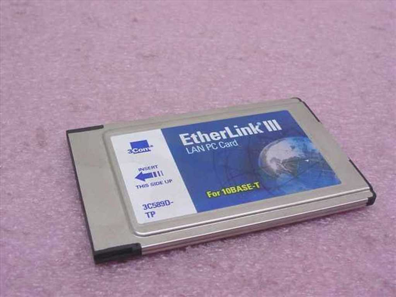 3COM ETHERLINK III 3C589D-TP WINDOWS 7 X64 DRIVER DOWNLOAD