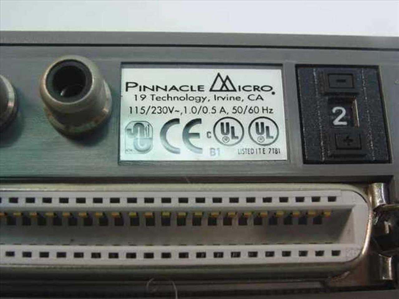 Pinnaclemicro RCD-5040 64x