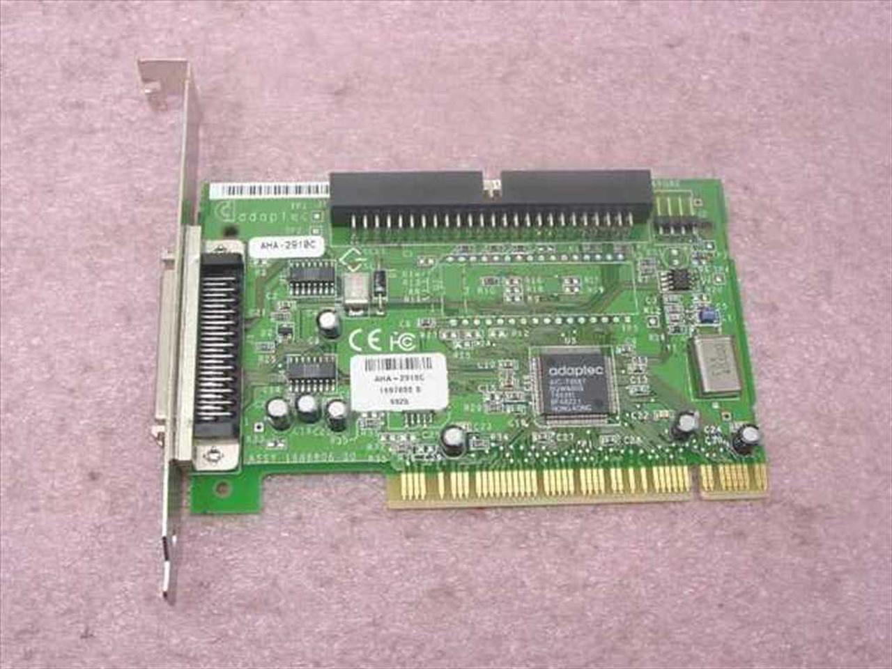 ADAPTEC AHA-291X PCI SCSI CONTROLLER WINDOWS 7 DRIVERS DOWNLOAD (2019)