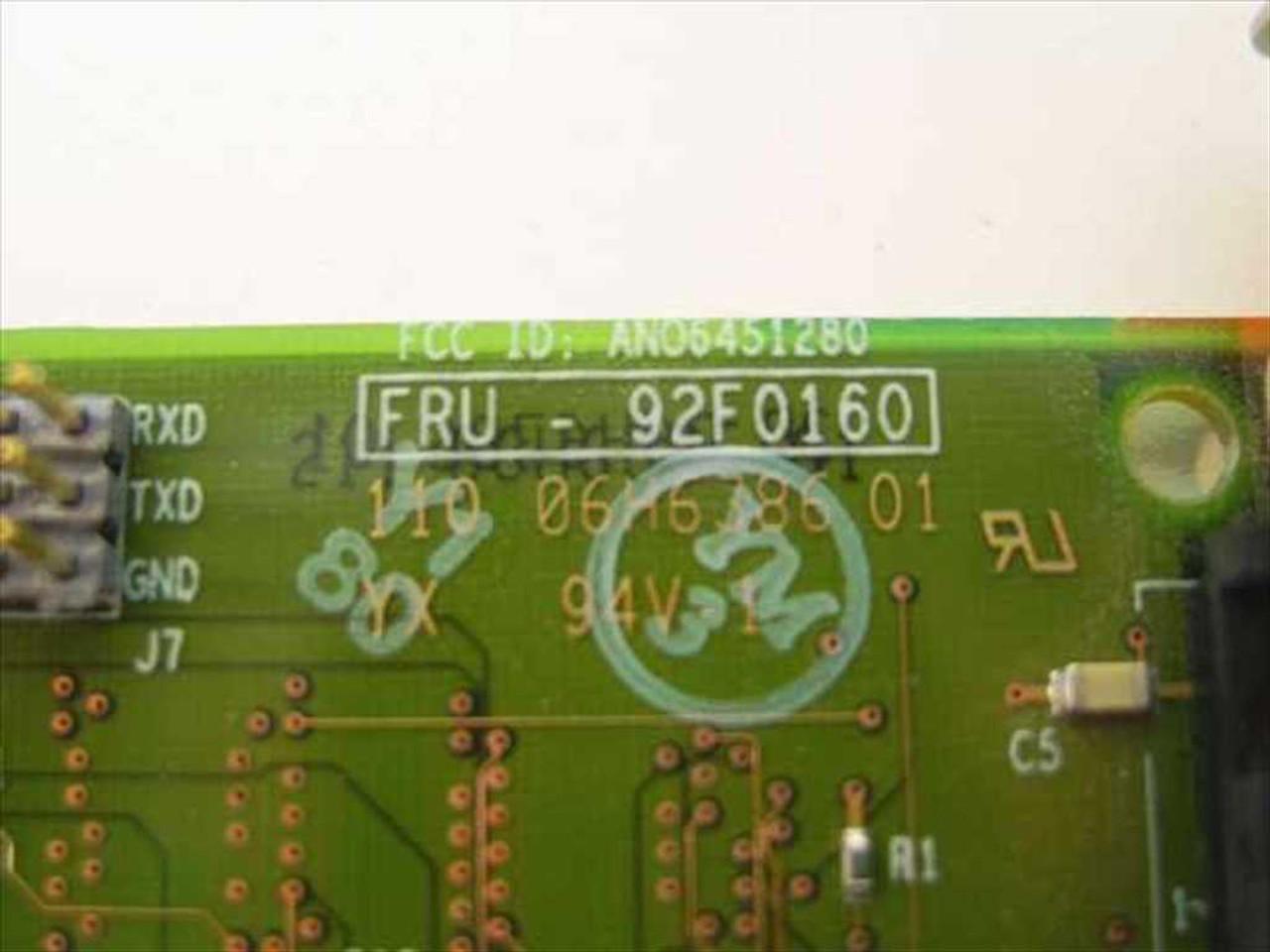 9595 IBM 92F0160 MCA SCSI Controller Card