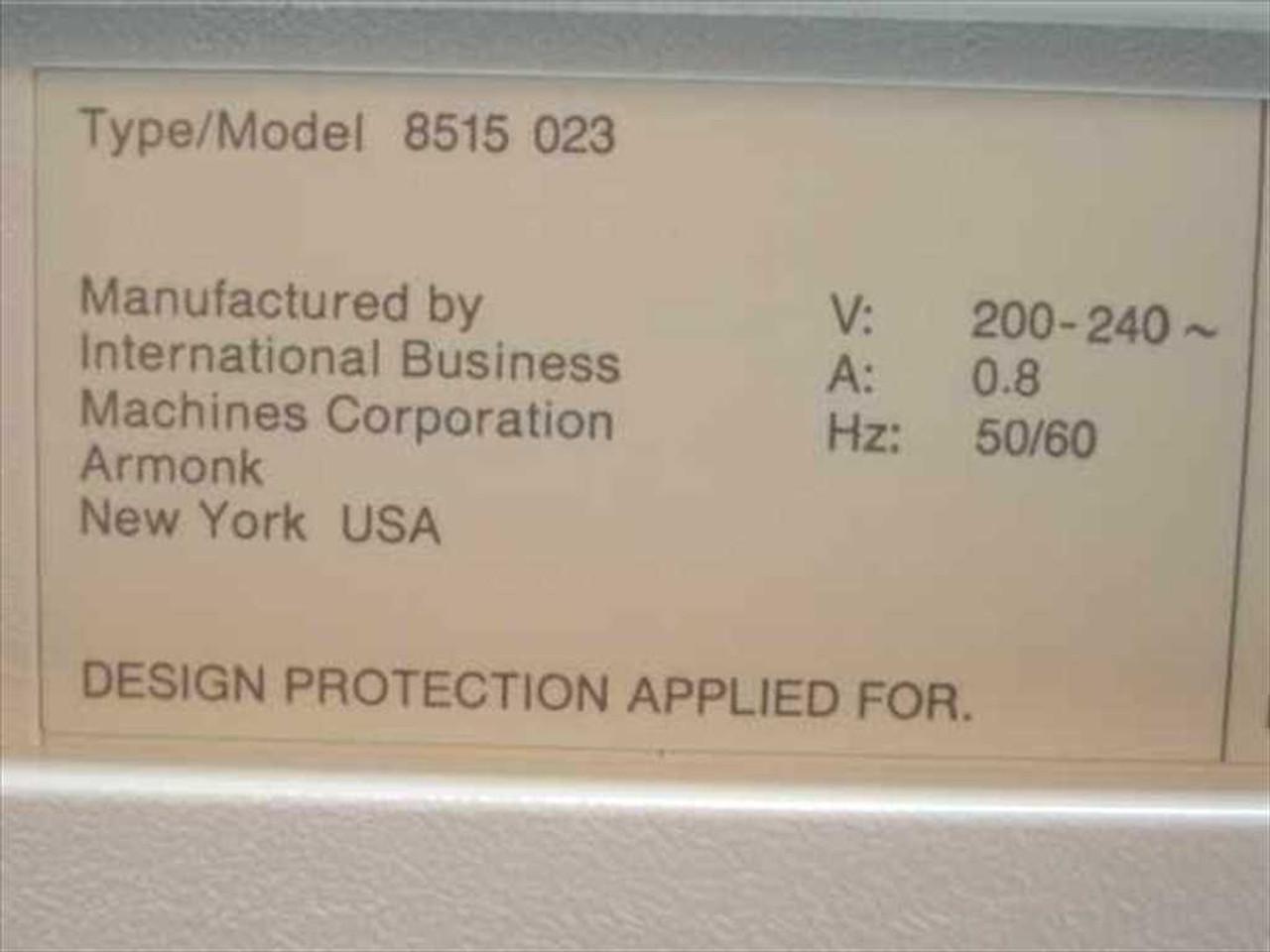 IBM 8515-023 14