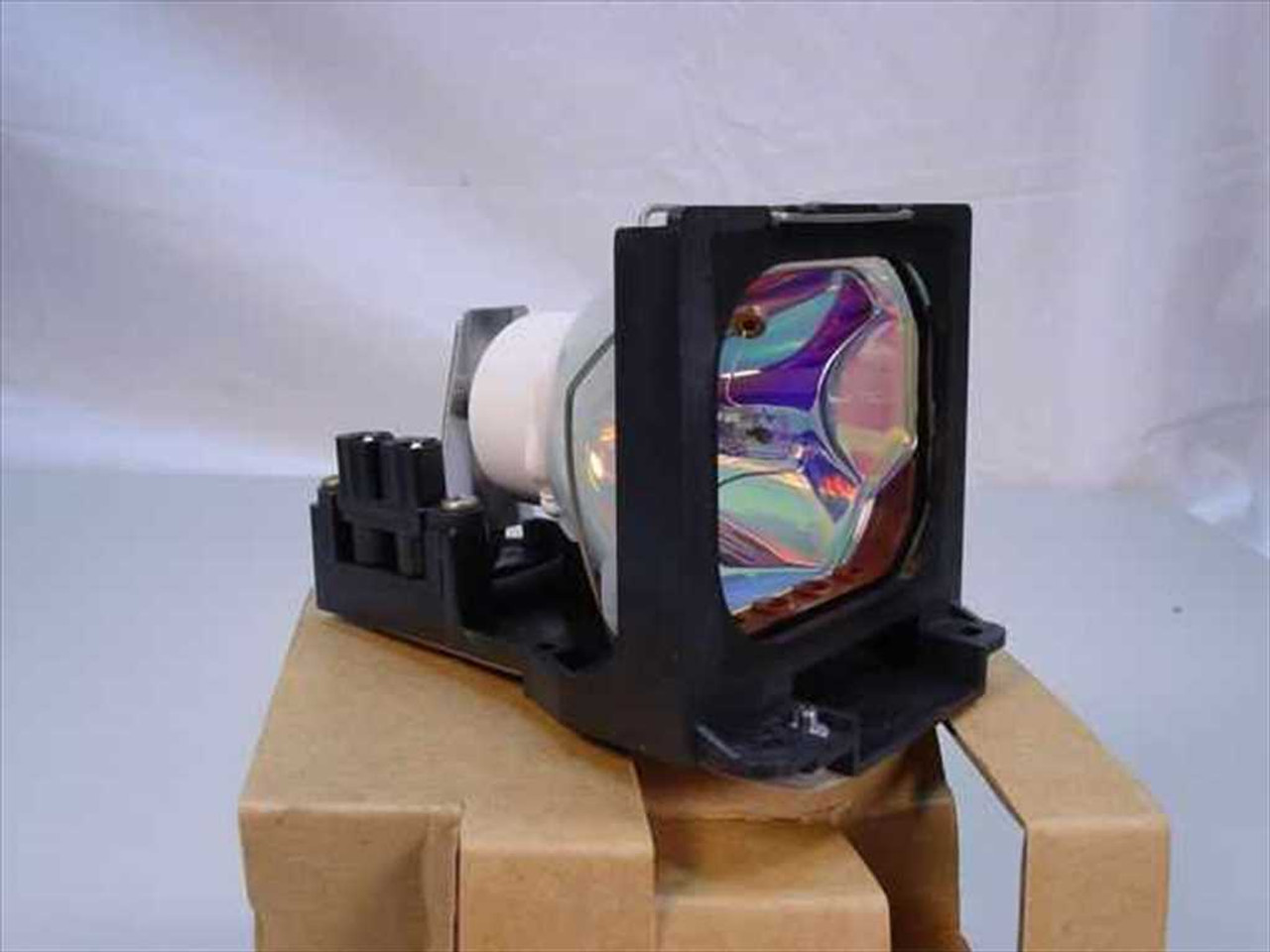 XpertMall Replacement Lamp Housing Toshiba TLP-671J Assembly Philips Bulb Inside