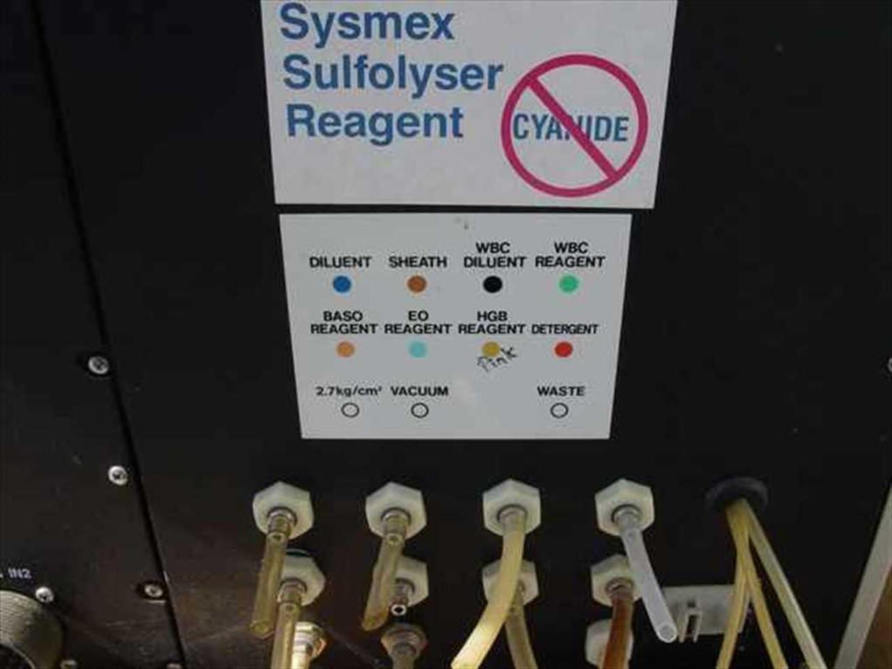 Sysmex Hematology Reagents