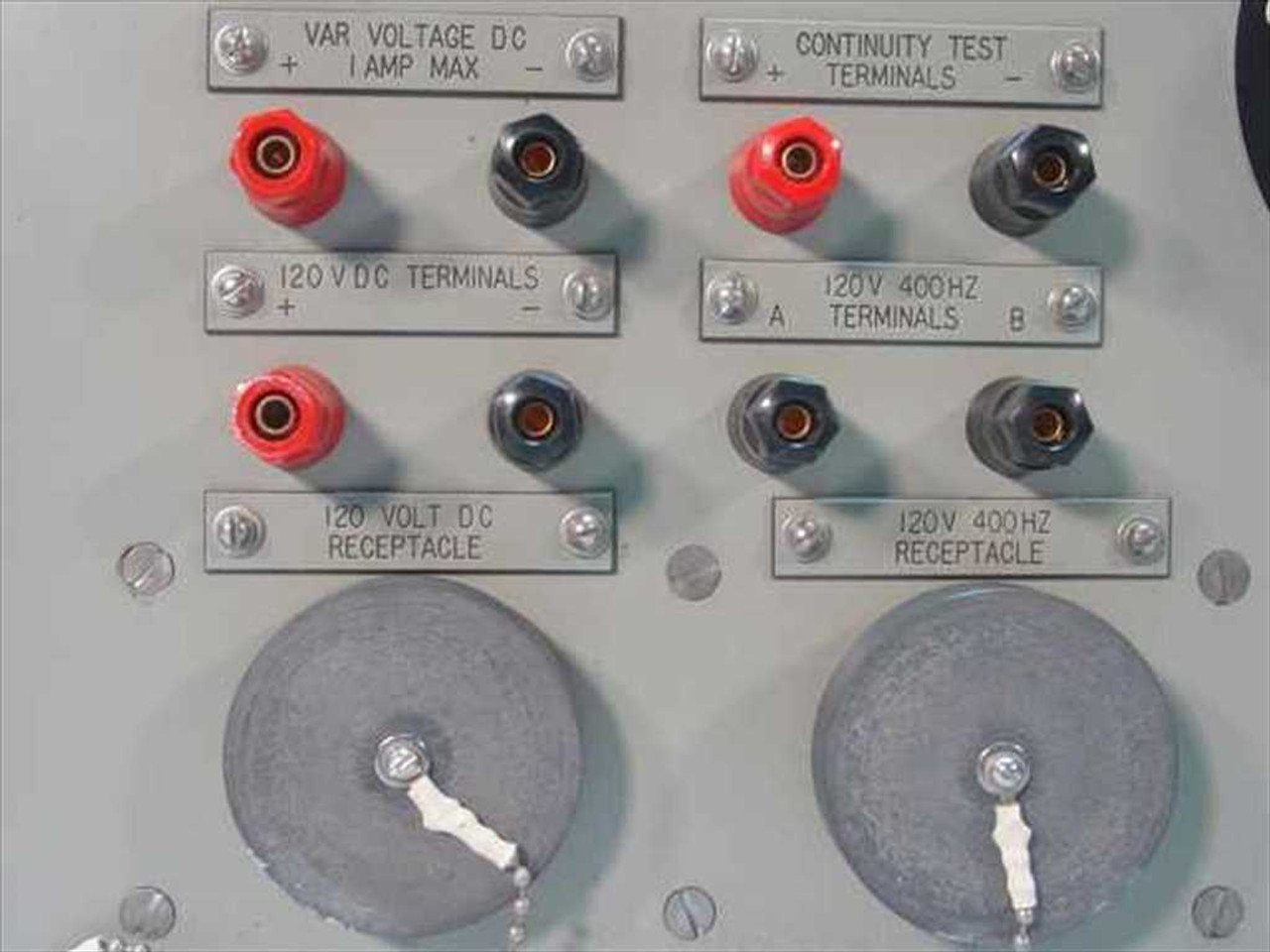 Midco West Inc  9V193 IC Test Switchboard (Mil- Spec Equipment for USN)
