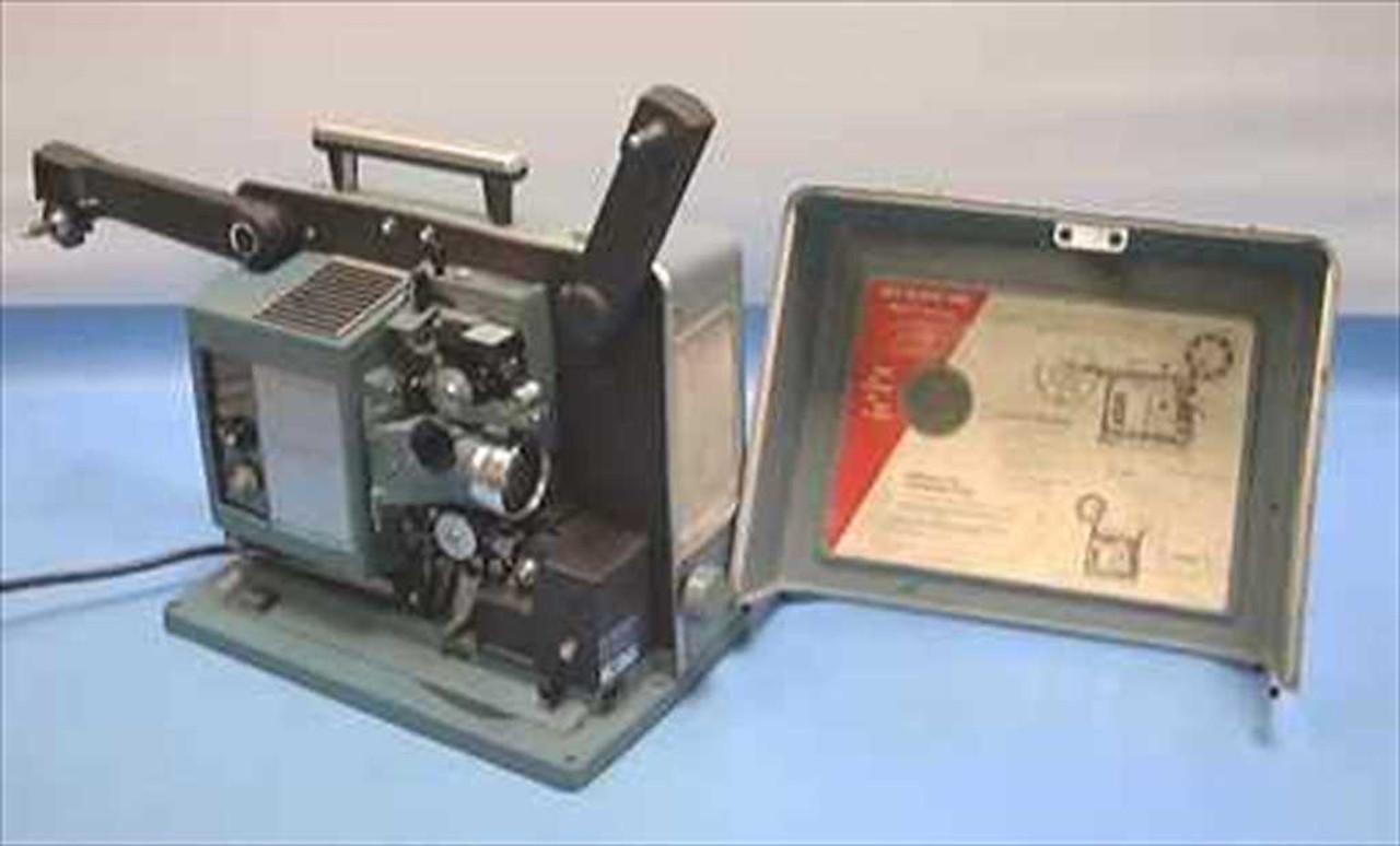 Bell & Howell 550 Filmsound 16mm Projector
